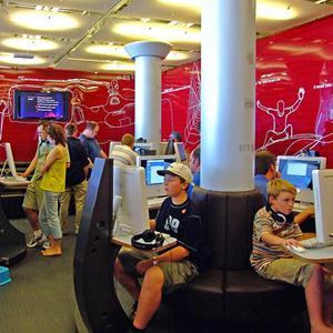 Интернет-кафе Каменск-Уральского