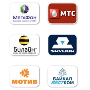 Операторы сотовой связи Каменск-Уральского