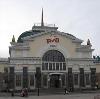 Железнодорожные вокзалы в Каменске-Уральском