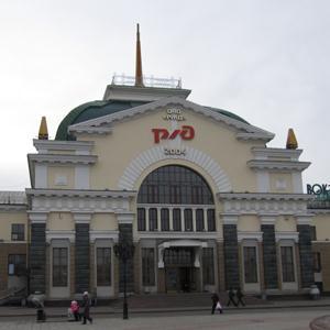 Железнодорожные вокзалы Каменск-Уральского